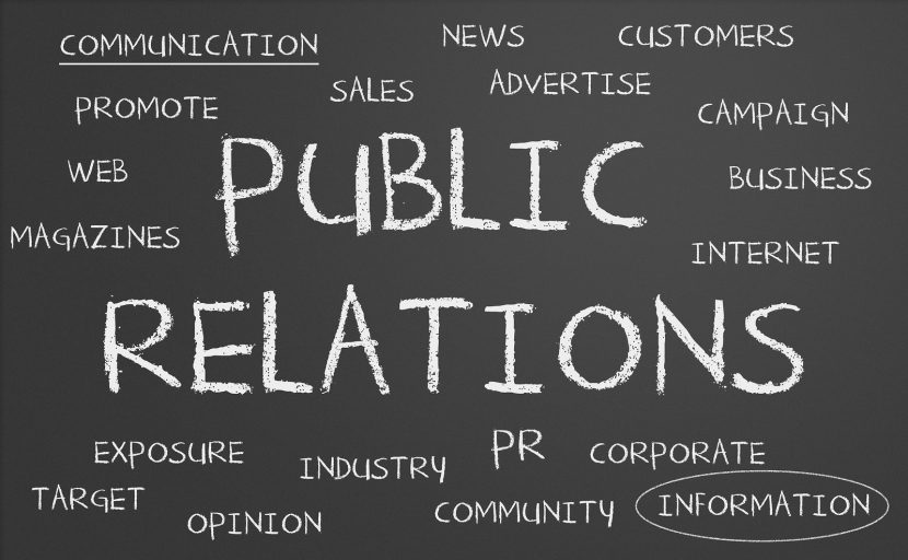 PUBLIC RELATIONS, MEDIA RELATIONS & CORPORATE COMMUNICATION