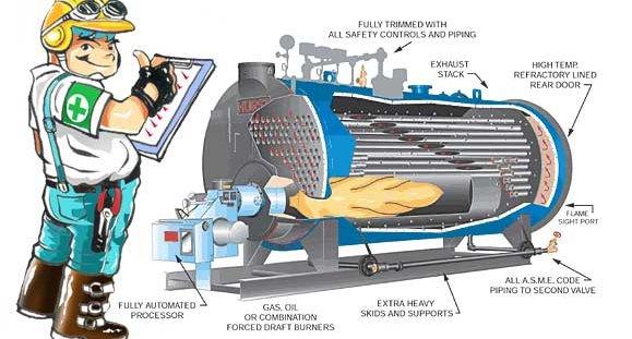 operator boiler